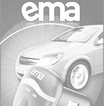 EMA Gsm car micro alarm